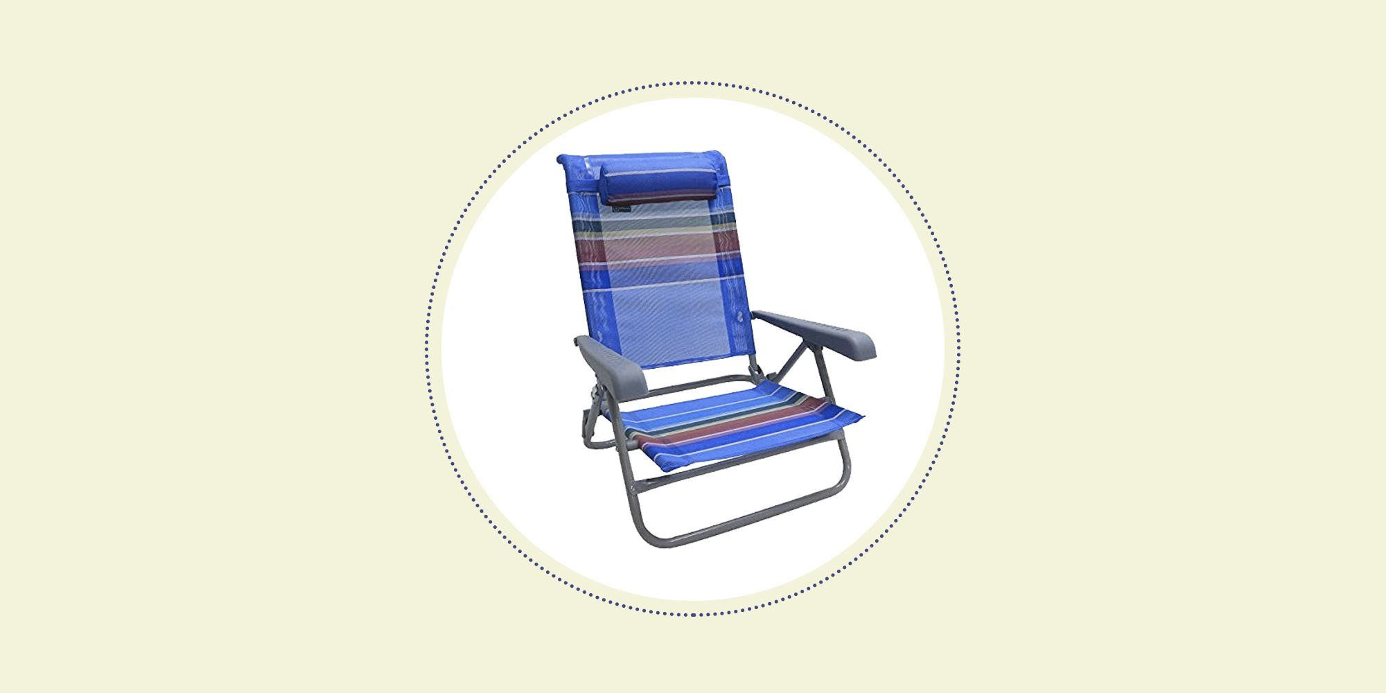 the best beach chairs for a more comfortable trip to the seaside