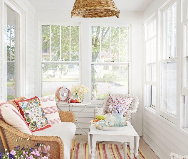 Beach House Decorating Porch
