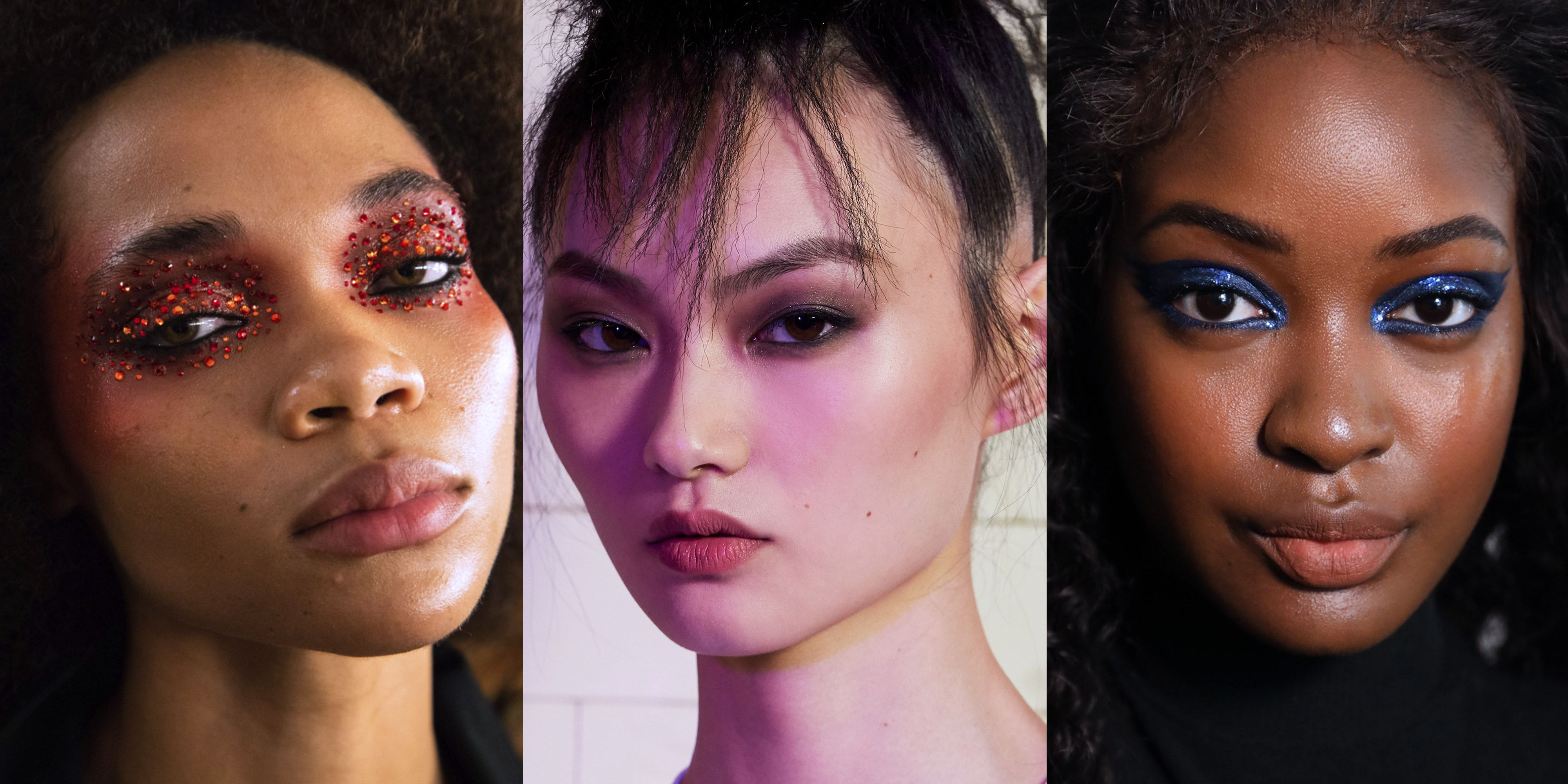 15 Spring 2020 Makeup Trends From The Fashion Week Runways