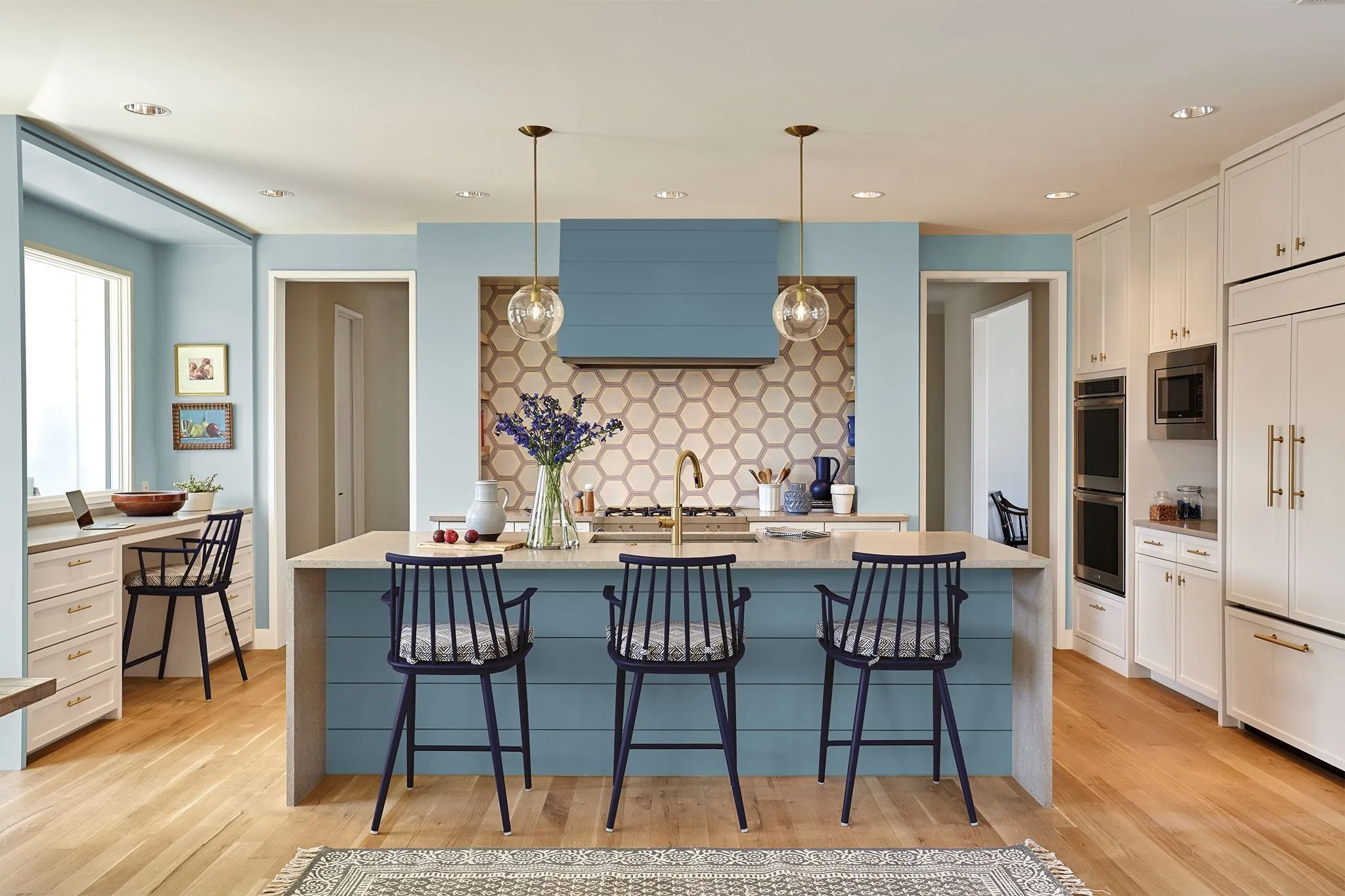Behr Paint 2019 Color Of The Year Blueprint S470 5 New