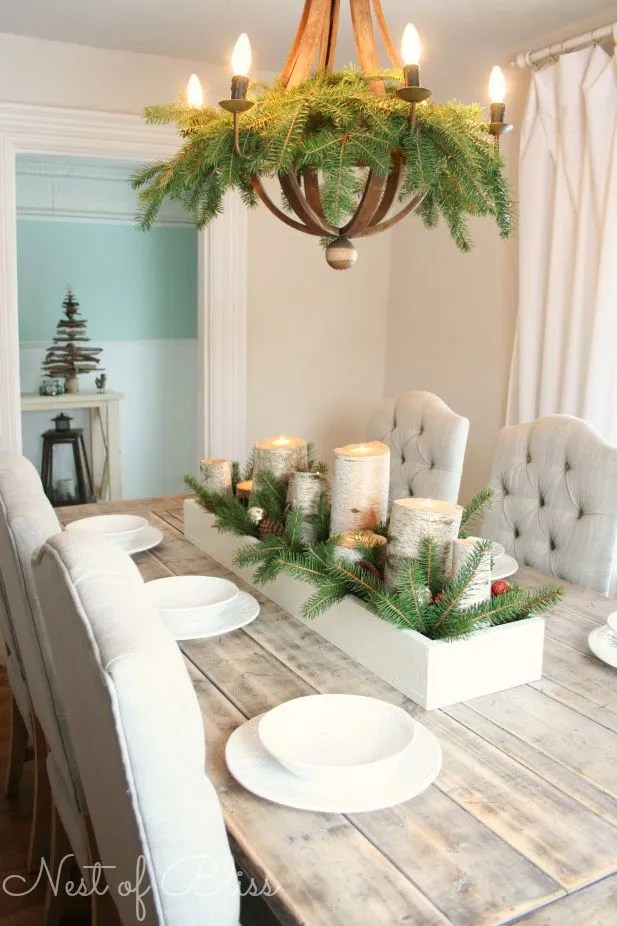 centerpiece ideas for your christmas table