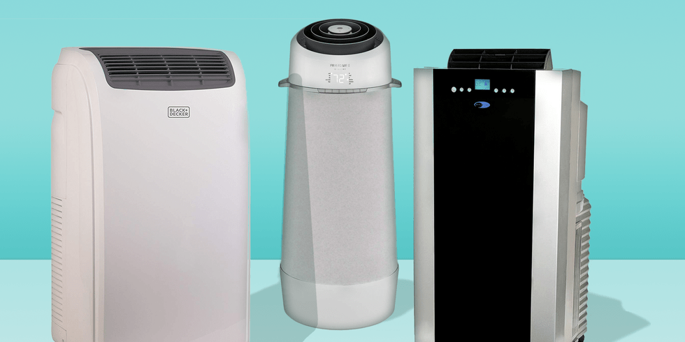 9 portable air conditioners that can actually fit your windows