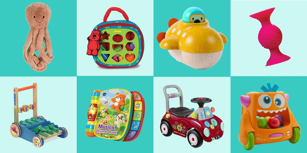 20 Best Toys For 1 Year Olds 2019