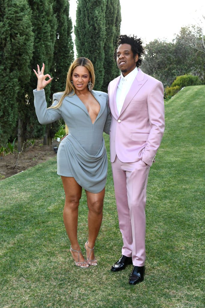 beyonce and jay z s wedding photo
