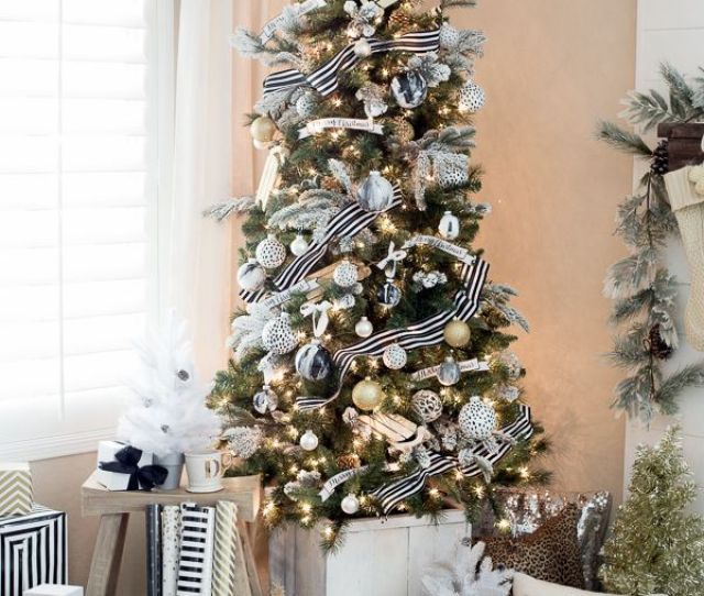 Unique Christmas Tree Decorations  Ideas For Decorating Your Christmas Tree