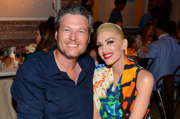 No, Blake Shelton and Gwen Stefani Aren