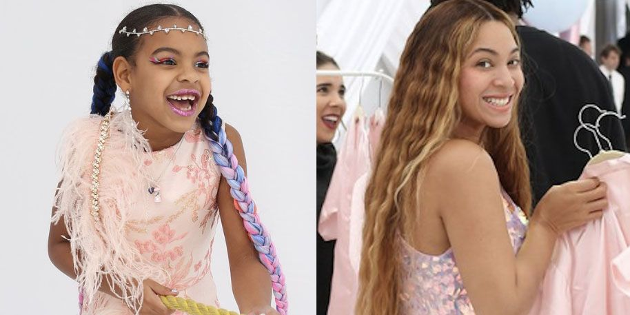 photos of blue ivy s 7th birthday