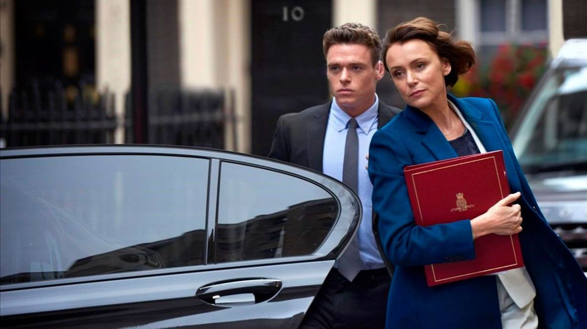 bodyguard protagonista julia montague