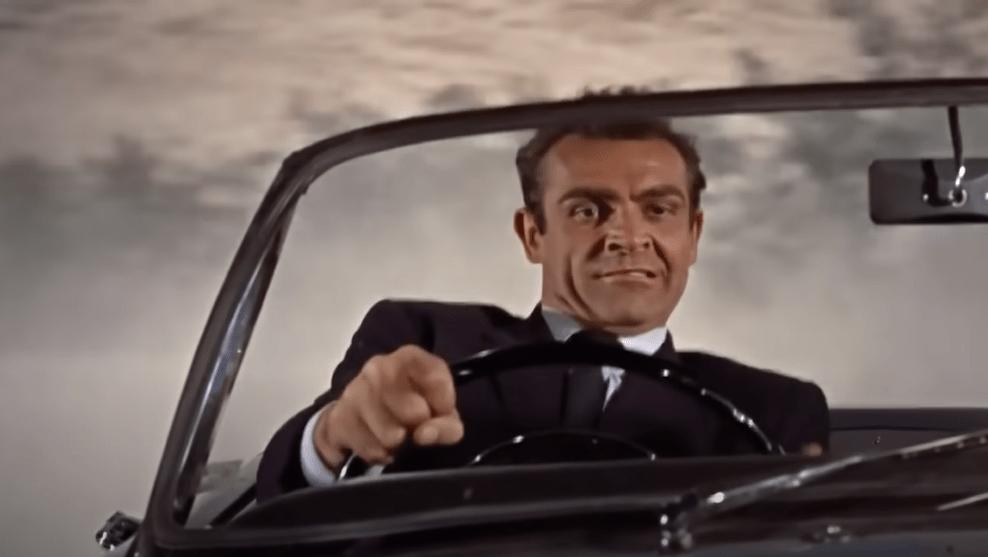 bond cars at the petersen
