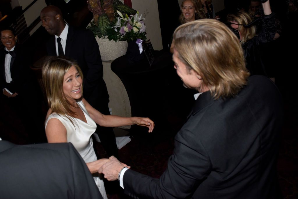 Jennifer Aniston Breaks Silence On Everyone S Obsession With Her And Brad Pitt