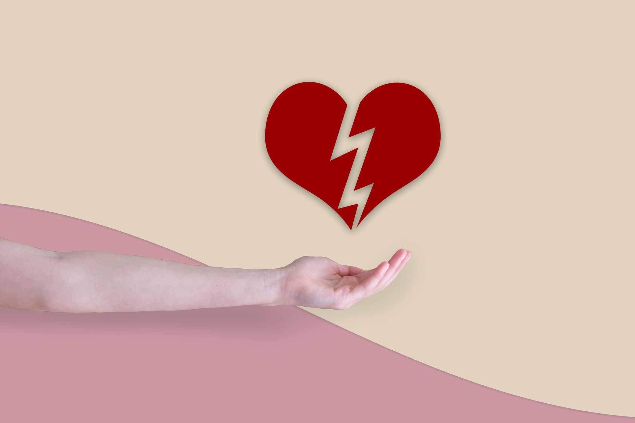 Heartbreak 6 Stages Of Recovery From A Broken Heart