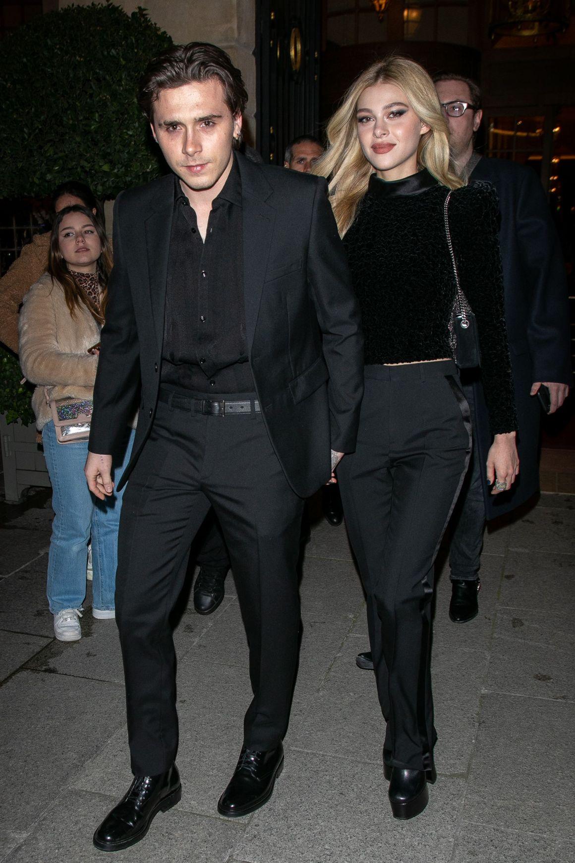 Is Brooklyn Beckham Wearing a Wedding Ring? Brooklyn Beckham Married
