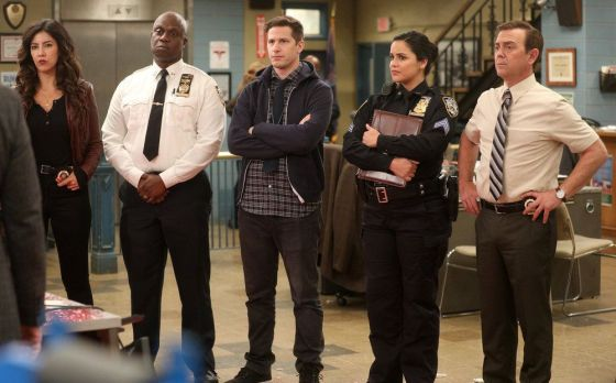 brooklyn nine nine season 7 roles