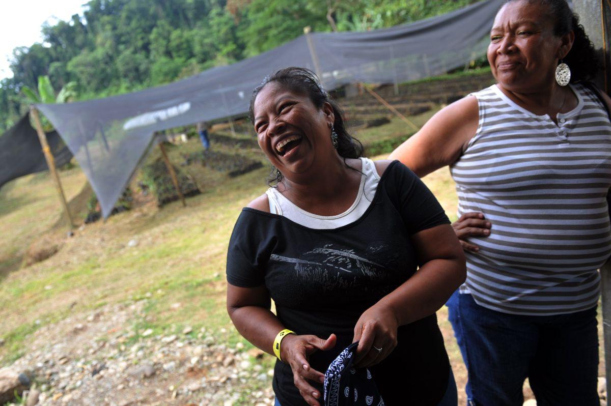 COSTA RICA-AGRICULTURA-CACAO Sociedades matriarcales.