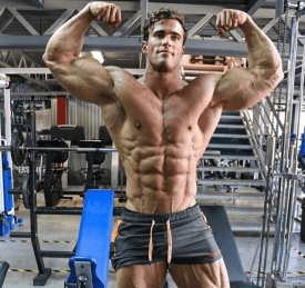 Bodybuilder Calum von Moger's GymAdvice for Beginners