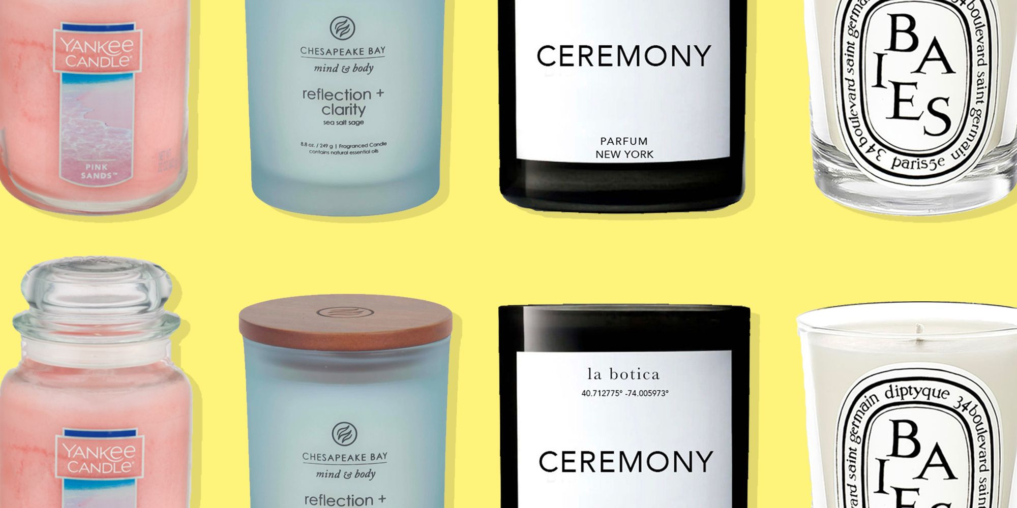 22 Best Scented Candles 2020 Top Smelling Candle Brands