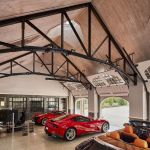 This Dream Garage Is A Four Bay Carriage House