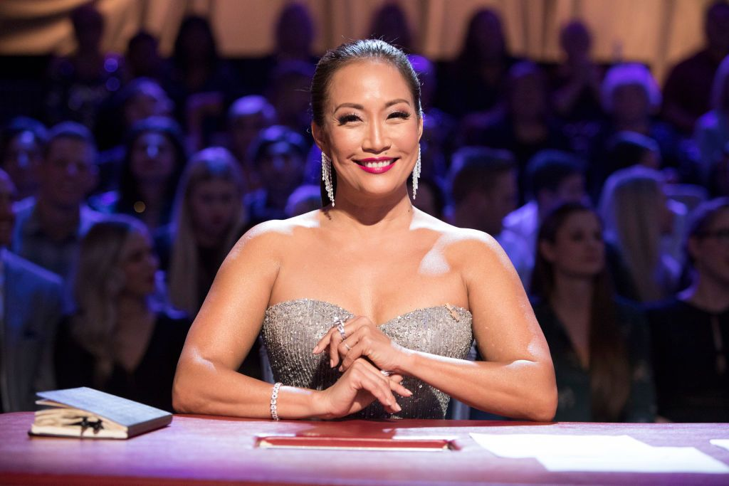 Dancing With The Stars Carrie Ann Inaba Is Replacing