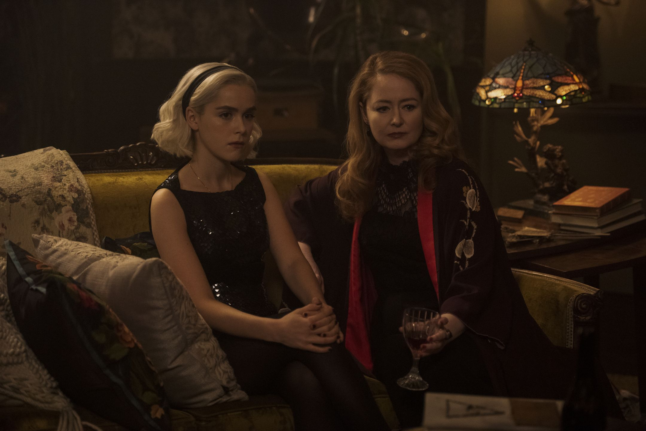 Chilling Adventures Of Sabrina Season 3 News Release Date Cast