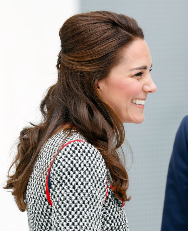 kate middleton's 30 best hairstyles ever