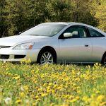Tested 2004 Honda Accord Coupe Ex V 6