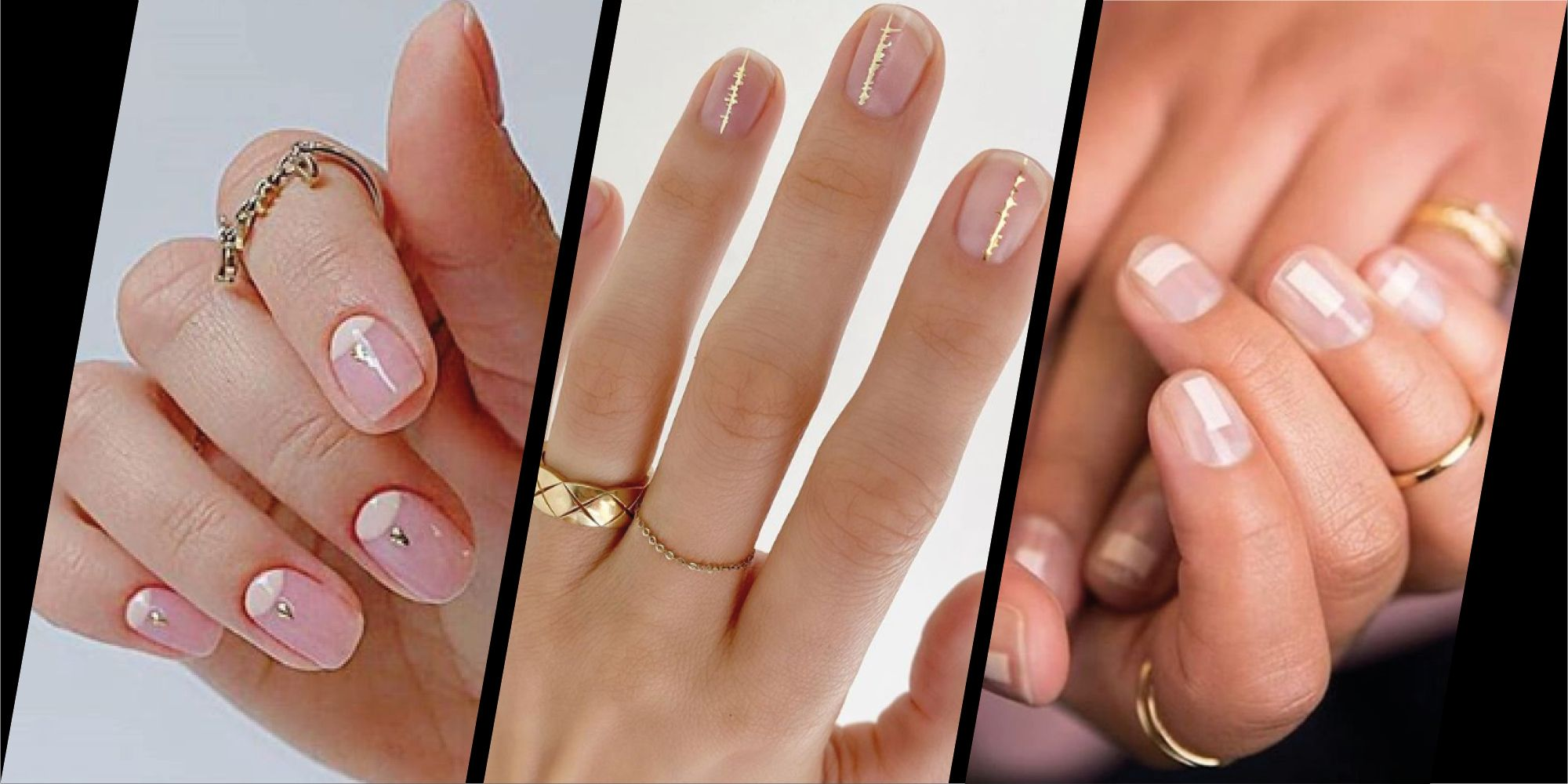 Understated Nail Art Ideas Chic Nail Designs