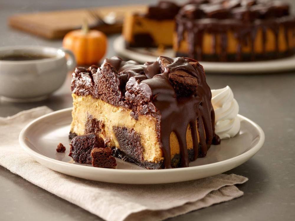 Psa Olive Garden Secretly Dropped A Chocolate Pumpkin