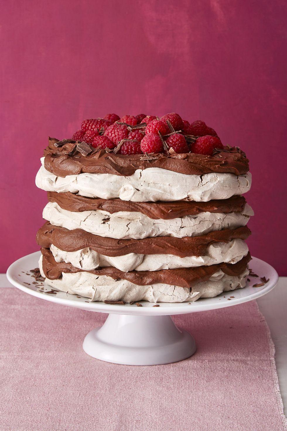 How To Make Chocolate Meringue Layer Cake Best Chocolate