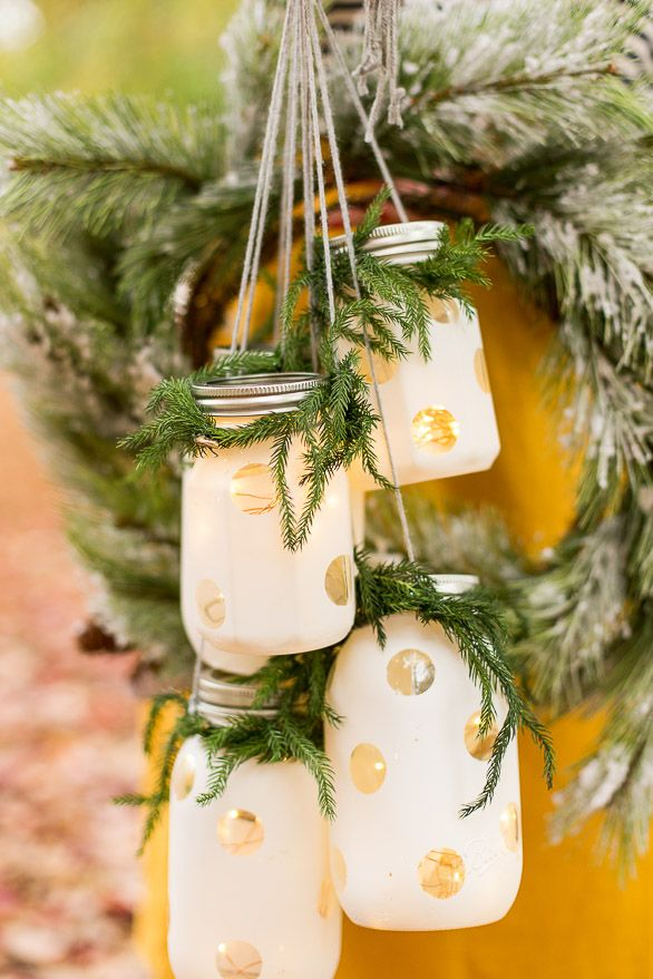 50 Easy Christmas Crafts For Adults To Make DIY Ideas