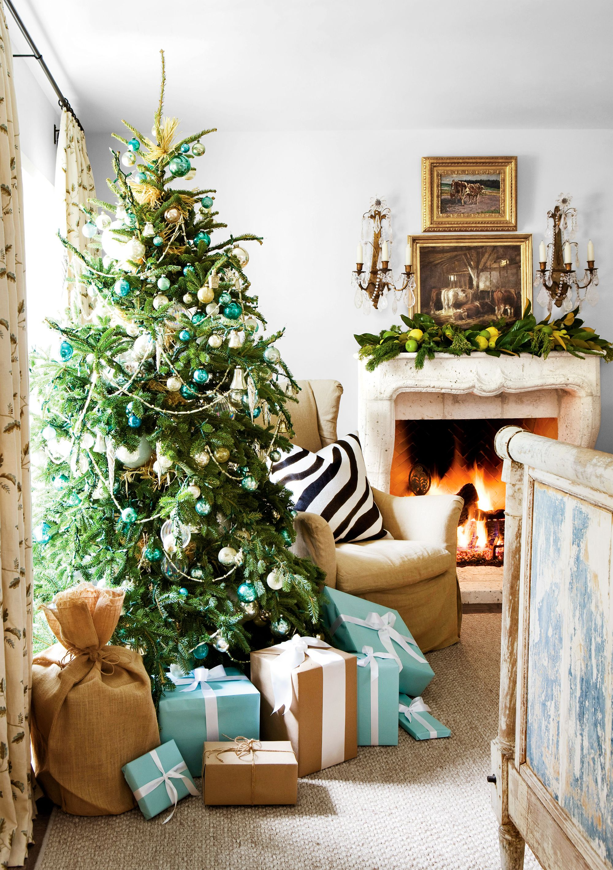 100 Christmas Home Decorating Ideas Beautiful Christmas