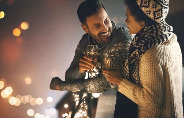 Christmas romance.