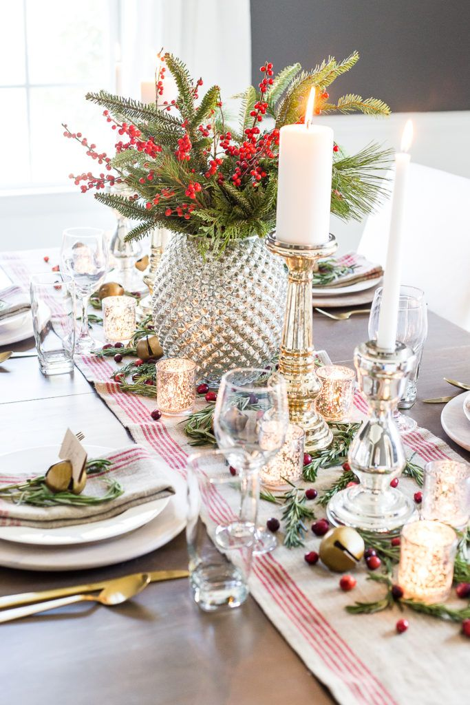 title   Christmas Table Centerpiece Ideas