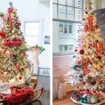 51 Unique Christmas Tree Decoration Ideas Decorated Christmas Trees