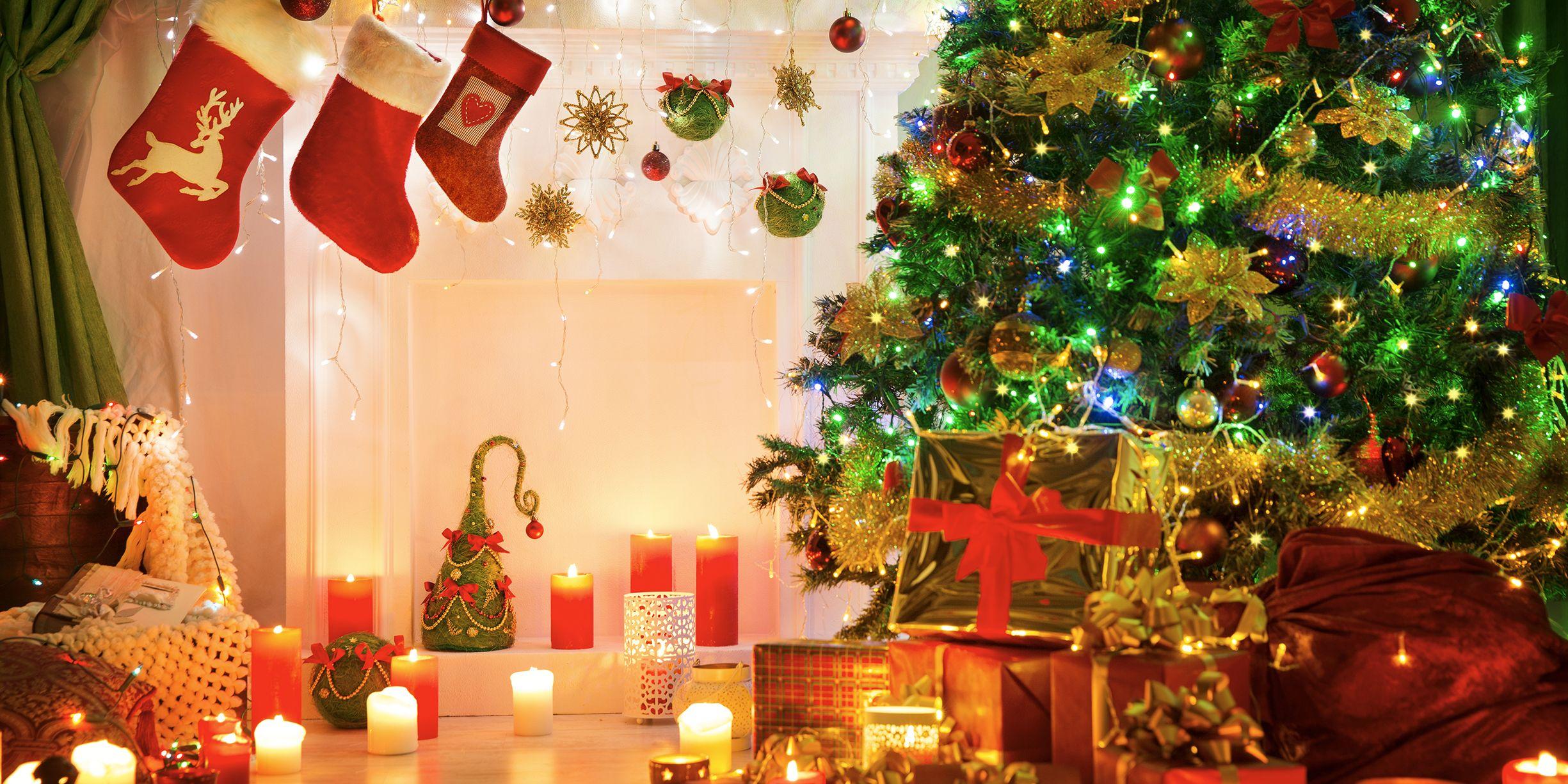 Home And Garden Christmas Tree Ideas