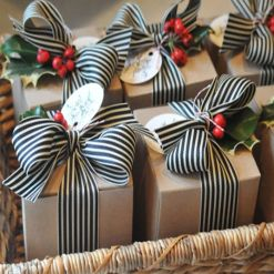 Image result for reusable gift box christmas