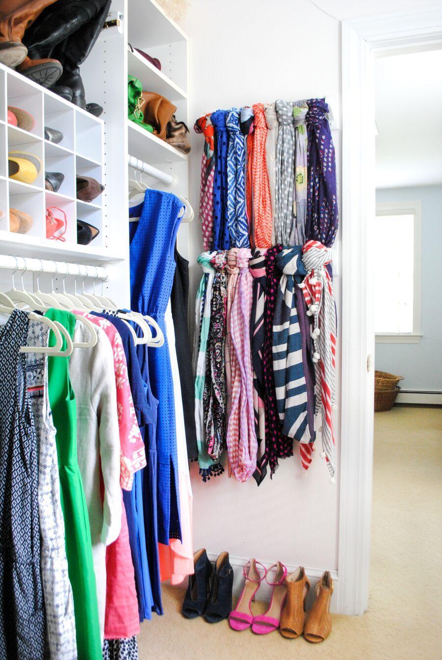 15 Diy Closet Organization Ideas Best Closet Organizer Ideas