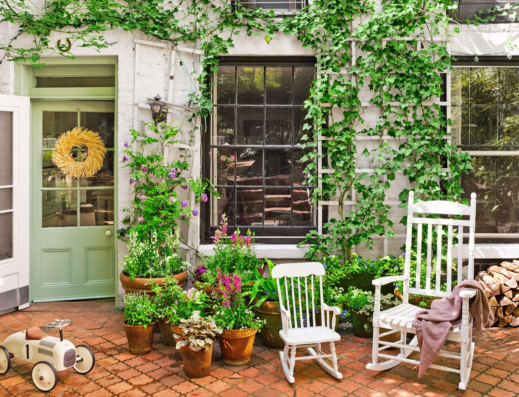 18 Creative Small Garden Ideas Indoor And Outdoor Garden