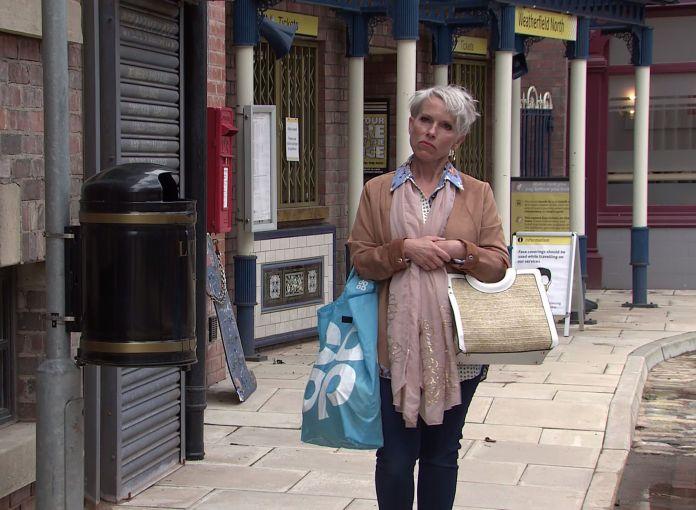 Debbie Webster in Coronation Street