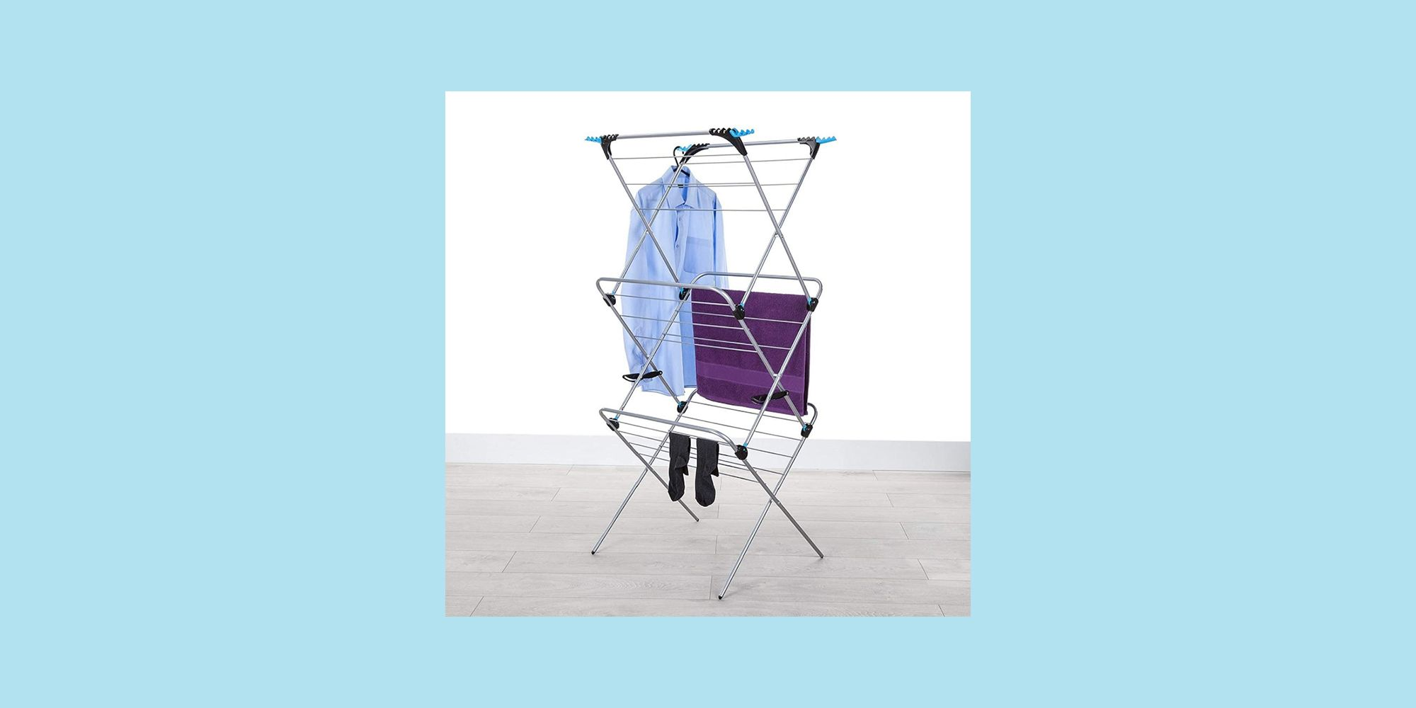 best clothes airers and drying racks 2020
