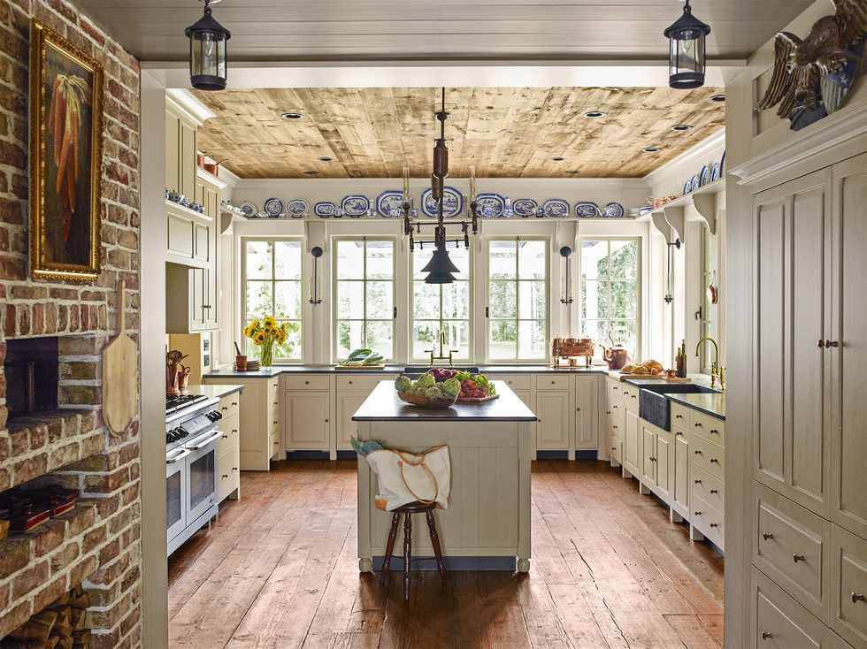 100 Kitchen Design Ideas Pictures Of Country Kitchen