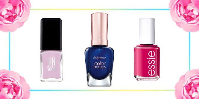 Pink Nail Colors 2016