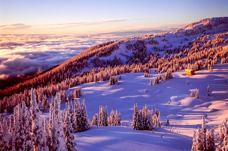 Where to Get a Ski Slope to Yourself on Any Budget 1