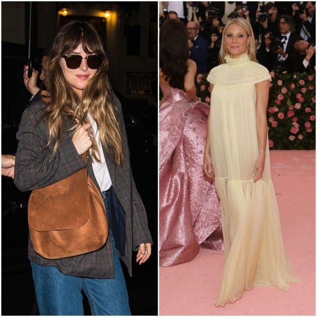 Картинки по запросу Why Gwyneth Paltrow 'Has Worked Hard' to Make Chris Martin's Girlfriend, Dakota Johnson, Feel Welcome