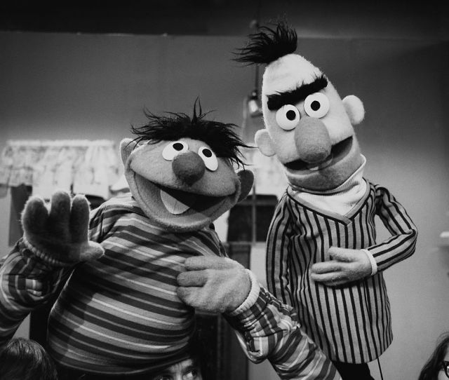 Were Still Going To Keep Thinking Ernie And Bert Are Gay And Theres Nothing You Can Do About It