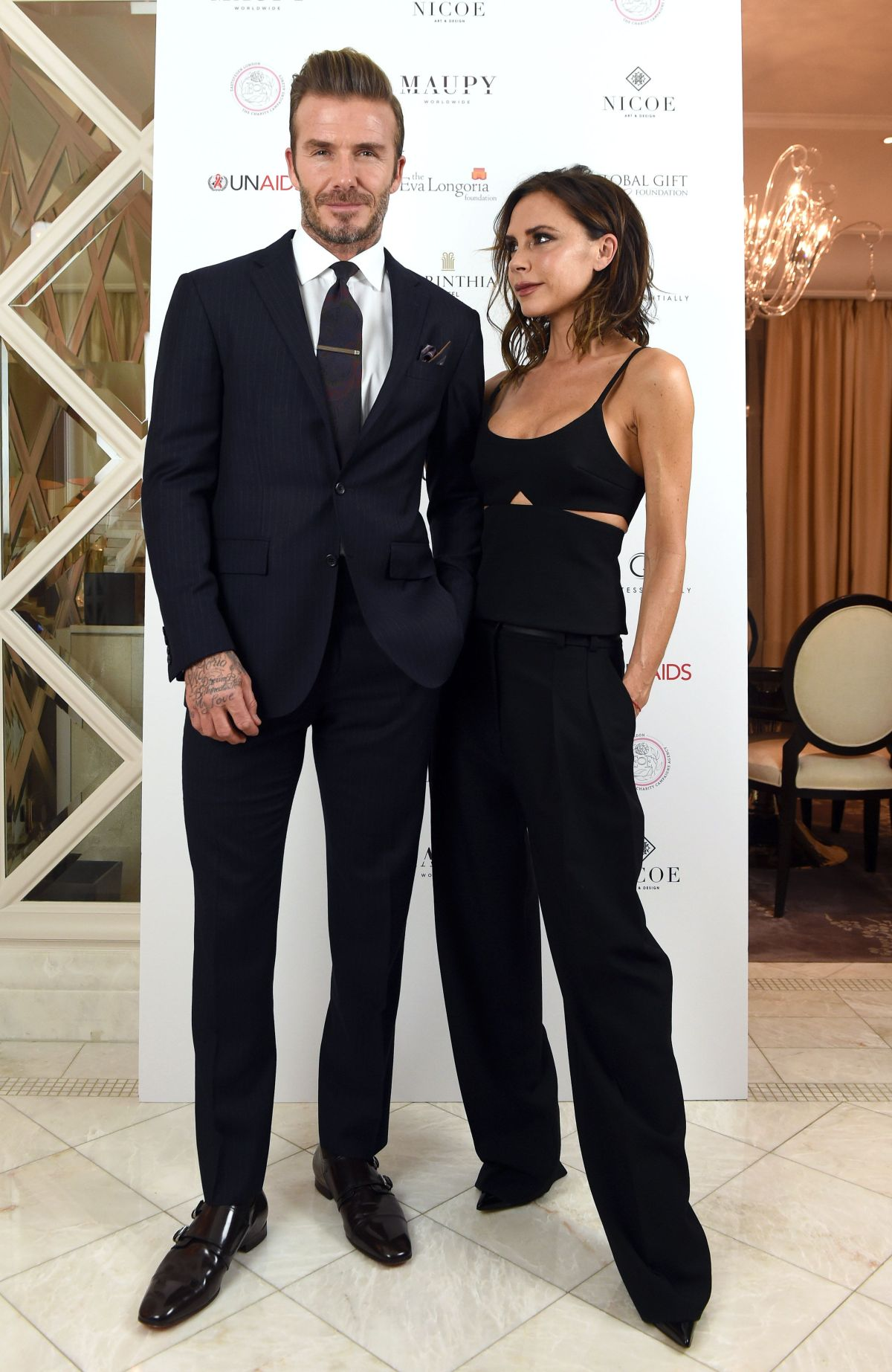 Victoria Beckham Speaks Out on Those Divorce Rumors, & Discusses Marriage  to David Beckham