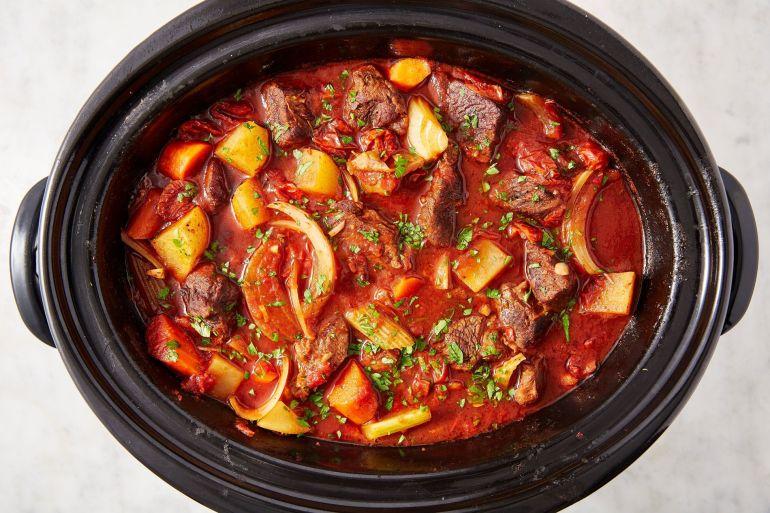 Slow-Cooker Beef Stew - Delish.com