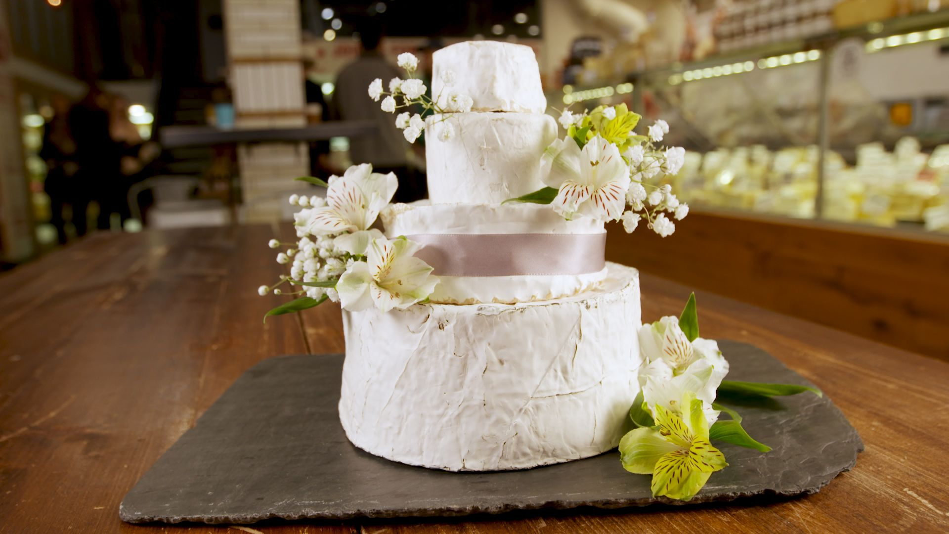 Forget Cake     Your Wedding Deserves A Cheese Tower