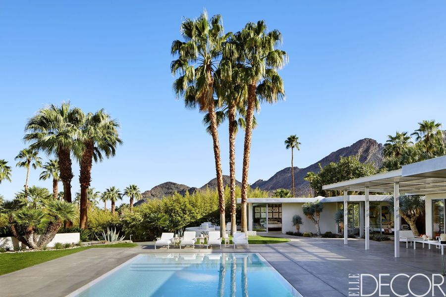 Tour A Luxurious Palm Springs Home   Thunderbird Country Club image