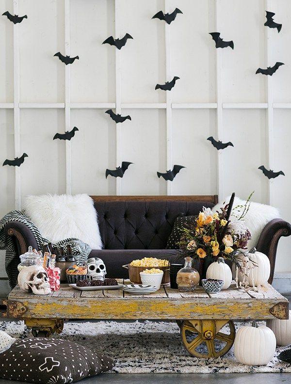 42 Diy Halloween Decorations Cool Homemade Halloween Decor