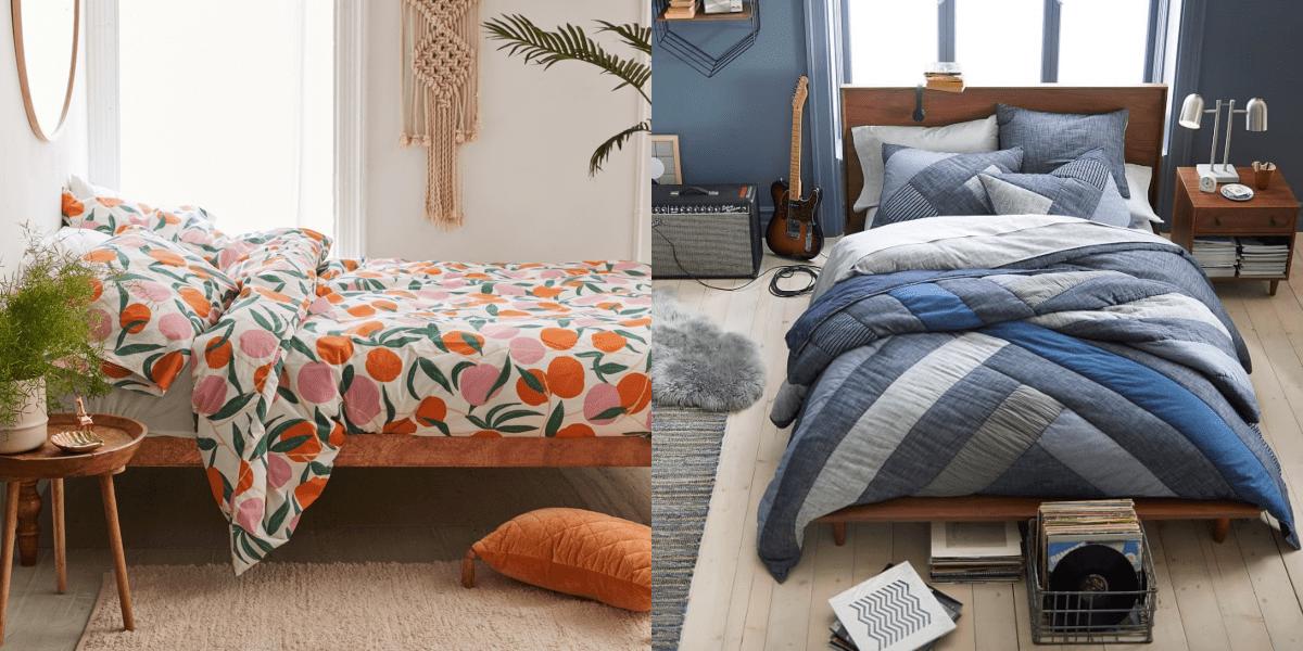 17 best dorm bedding sets for college